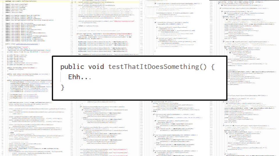 "Code Sample from my post ""Code Cleaning: A refactoring example in 50 easy steps"""